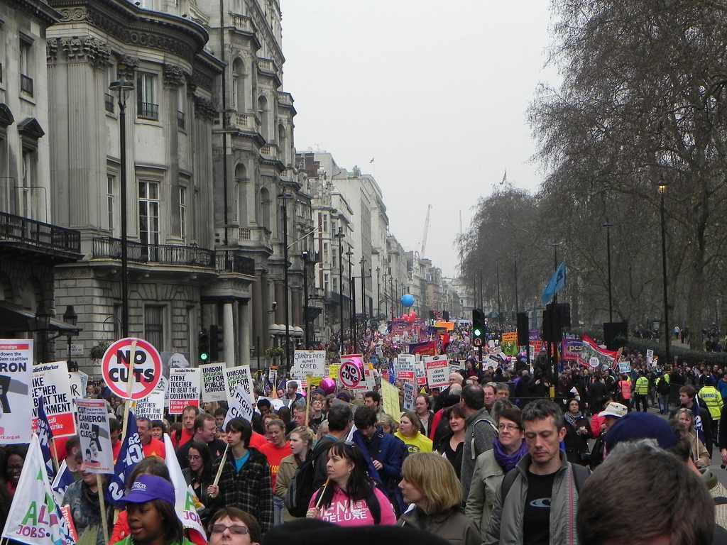 London_march